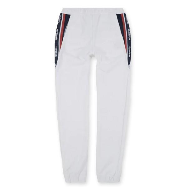 Reebok Franchise Track Pant (White)