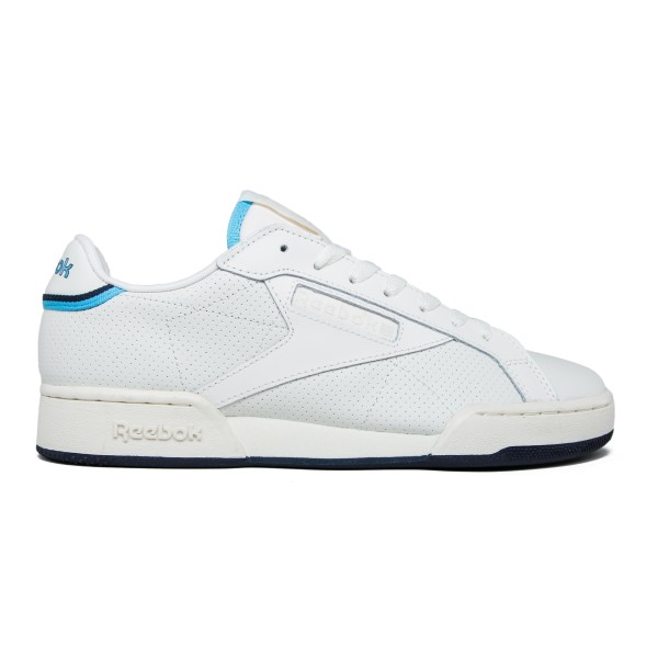 Reebok NPC UK II THOF (Chalk/Classic White/Blue Beam/Navy/Brass)
