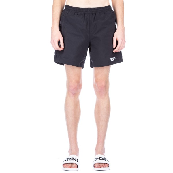 Reebok Retro Woven Shorts (Black)
