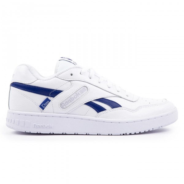 Reebok x Dime BB4000 (White/Deep Cobalt/Cold Grey 2)