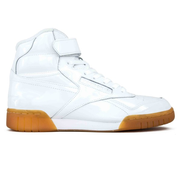Reebok x Opening Ceremony Ex-O-Fit Hi (White/Gum)