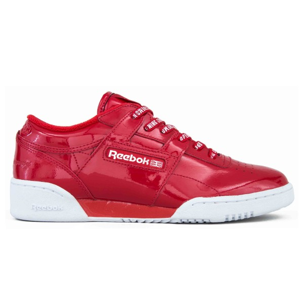 Reebok x Opening Ceremony Workout Lo Clean (Scarlet/White)