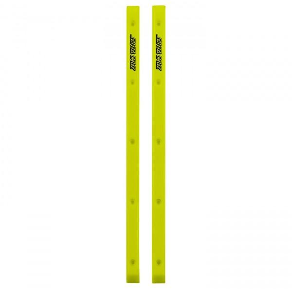 Santa Cruz Slimline Rails (Neon Yellow)