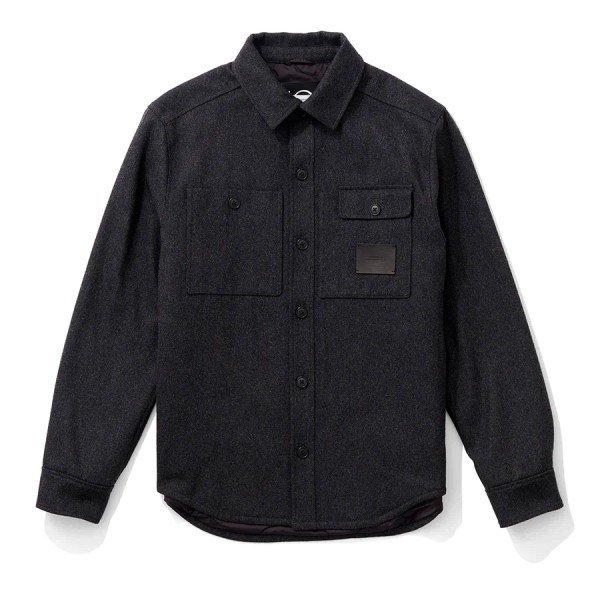 Saturday's Surf NYC Jeremiah CPO Jacket (Black)
