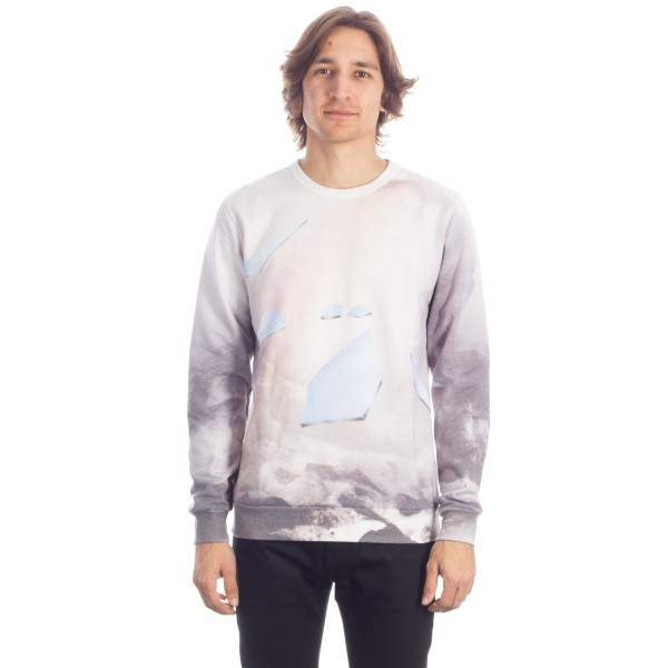Sixpack France JVGBD Riddle Crew Neck Sweatshirt (Multi)