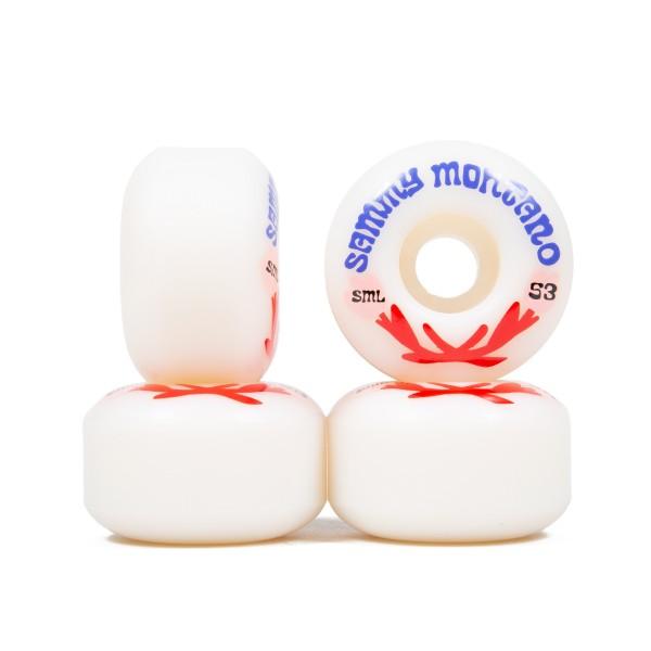 SML Sammy Montano The Love Series Skateboard Wheels 53mm OG Wide