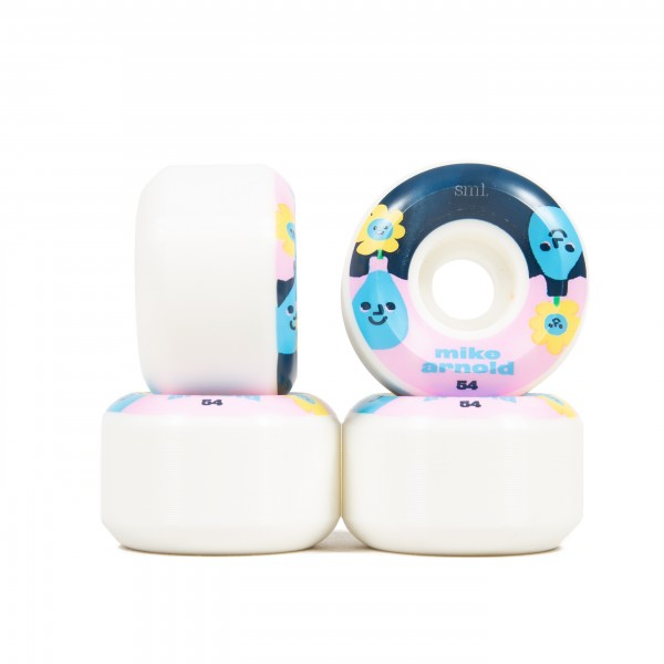 SML Toonies 99A Skateboard Wheels 54mm (Mike Arnold)