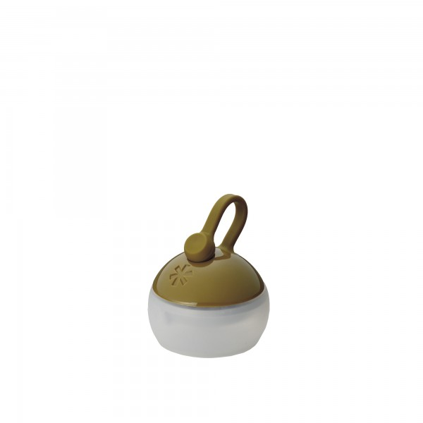 Snow Peak Mini Hozuki Lantern (Green)