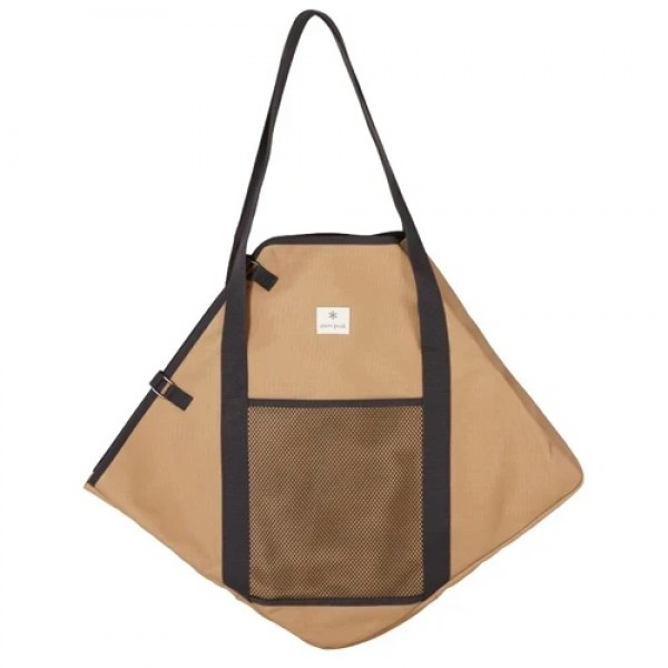 Snow Peak Pack & Carry Small Fireplace Canvas Bag