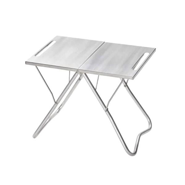 Snow Peak Stainless Steel My Table