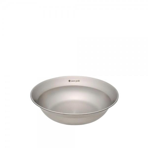 Snow Peak Tableware Bowl Medium