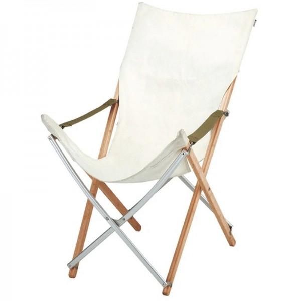 Snow Peak Take! Renewed Bamboo Chair Long