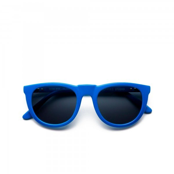 Sons + Daughters Bobby Deux Sunglasses (Cyan Neon)