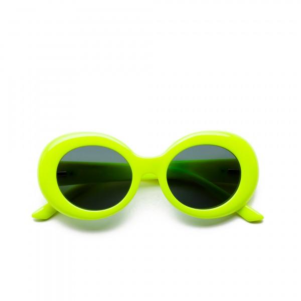 Sons + Daughters Kurt Sunglasses (Yellow Neon)