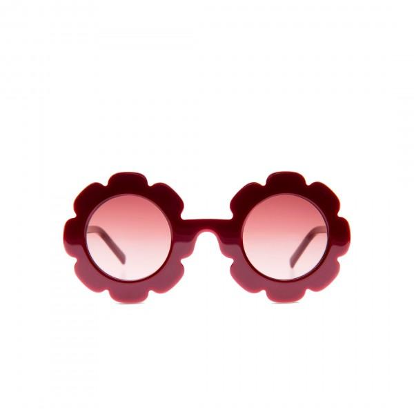 Sons + Daughters Pixie Sunglasses (Bio Bordeaux)