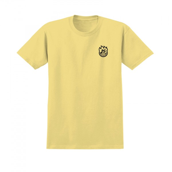 Spitfire x Quartersnacks Snackman T-Shirt (Banana)