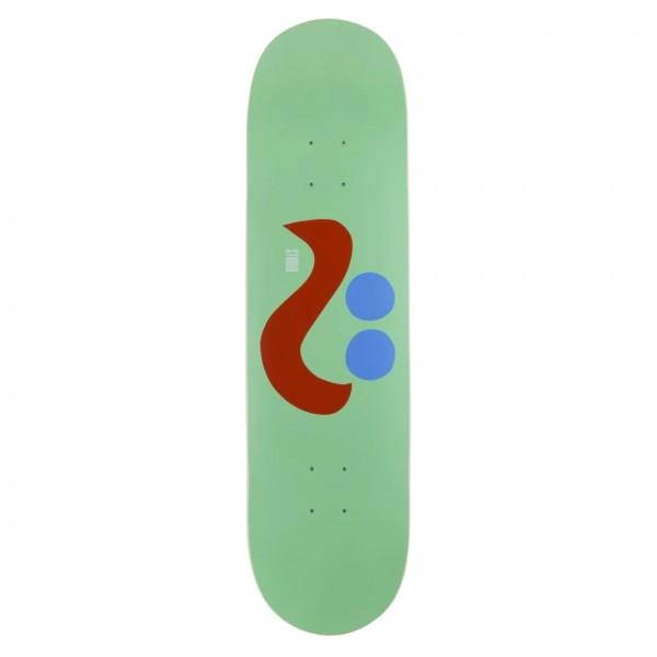"Studio Skateboards All Smiles Skateboard Deck 8.5"""