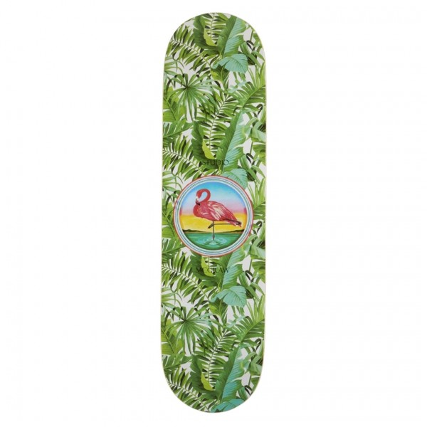 "Studio Skateboards Andrew Mcgraw Tropicana Skateboard Deck 8.375"""