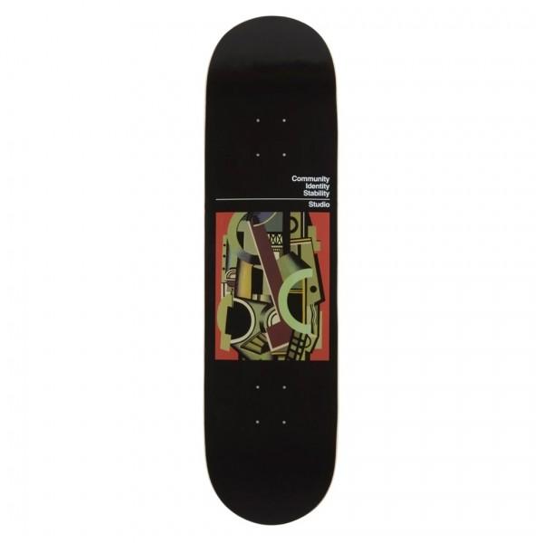 """Studio Skateboards Brave New Board Skateboard Deck 8.375"""""""