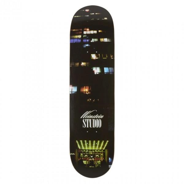 "Studio Skateboards Brett Weinstein Astor Tower Skateboard Deck 8.0"""