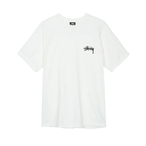 Stussy 8 Ball Pigment Dyed T-Shirt (Natural)