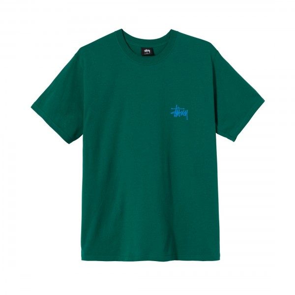 Stussy Basic T-Shirt (Green)
