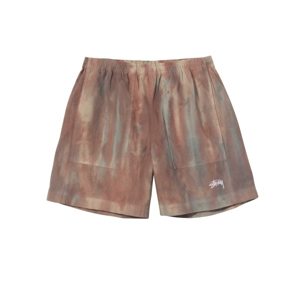 Stussy Dyed Easy Short (Rust)