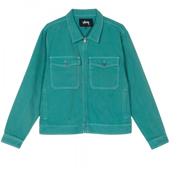 Stussy Garage Jacket (Mint)