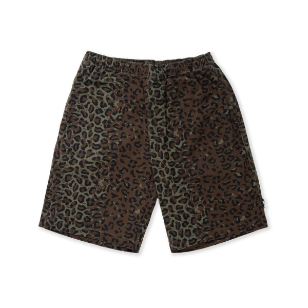 Stussy Jungle Camo Beach Short (Olive)