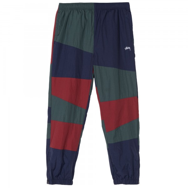 Stussy Panel Track Pant (Navy)
