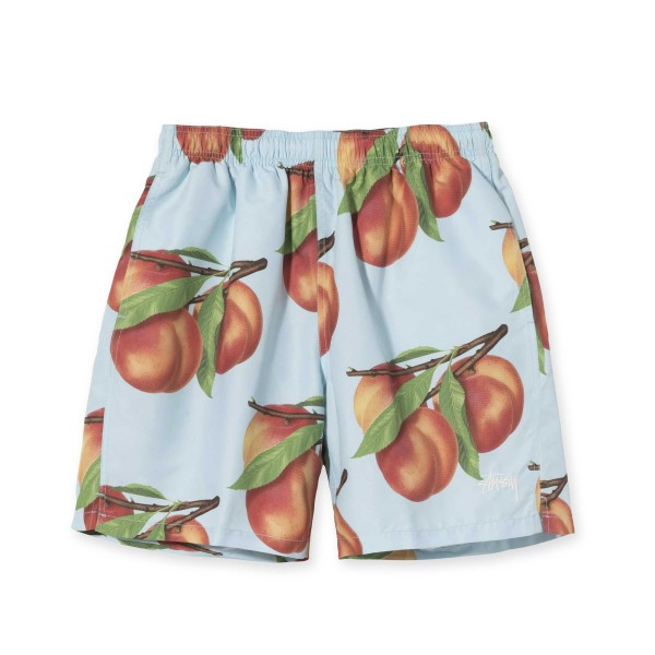 Stussy Peaches Water Short (Blue)