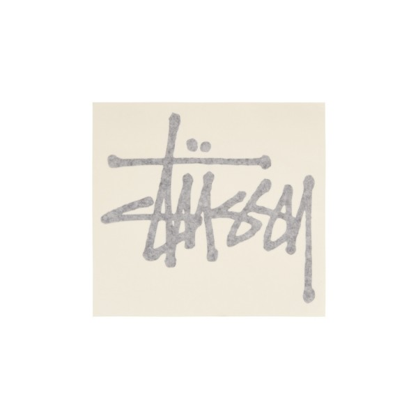 Stussy Regular Stock Decal Sticker (Various Colours)