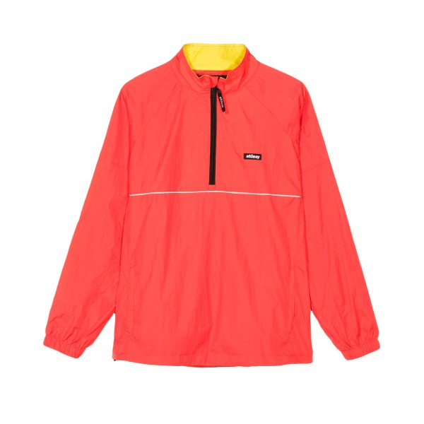 Stussy Sport Pullover Jacket (Red)
