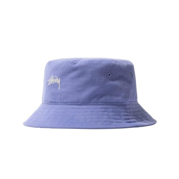 Stussy Stock Bucket Hat (Ultra Violet)