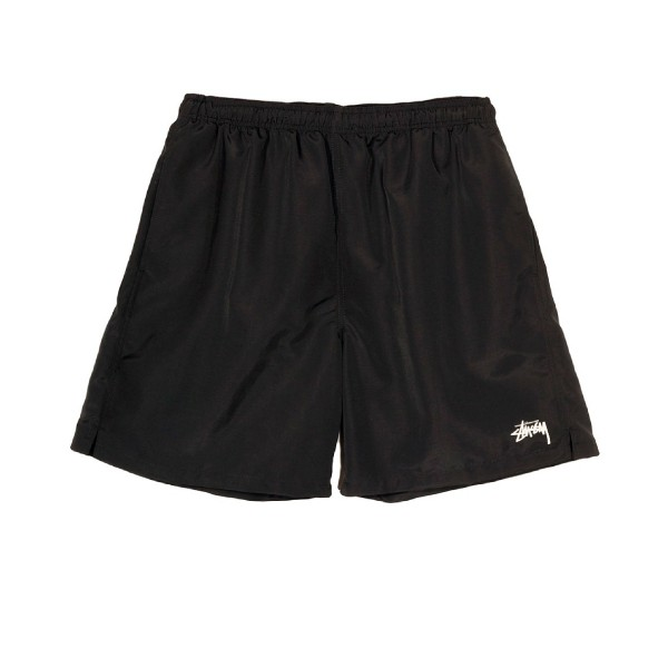 Stussy Stock Water Short (Black)