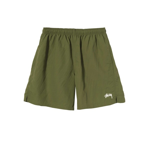 Stussy Stock Water Short (Green)