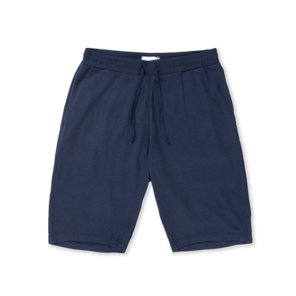 Sunspel Cellulock Short (Navy)