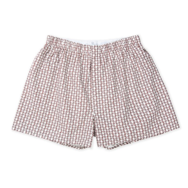 Sunspel Classic Boxer Short (Sunspel House Print)