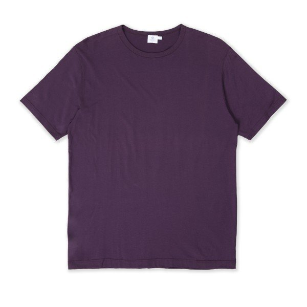 Sunspel Crew Neck T-Shirt (Reed)