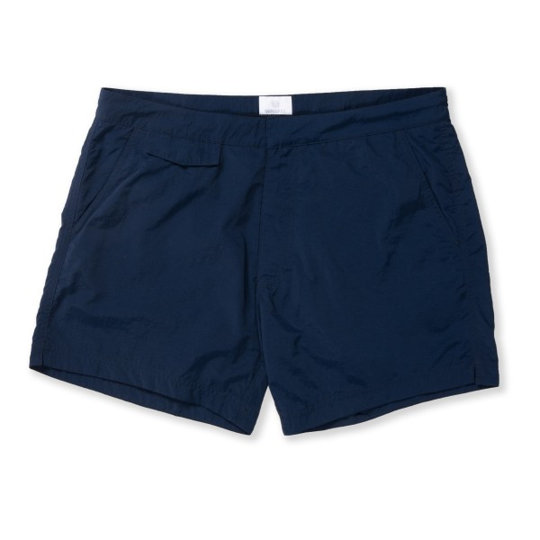 Sunspel Swim Short (Navy)