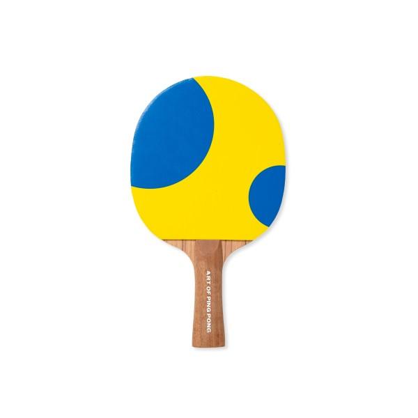 The Art of Ping Pong ArtBat (Half Moon)