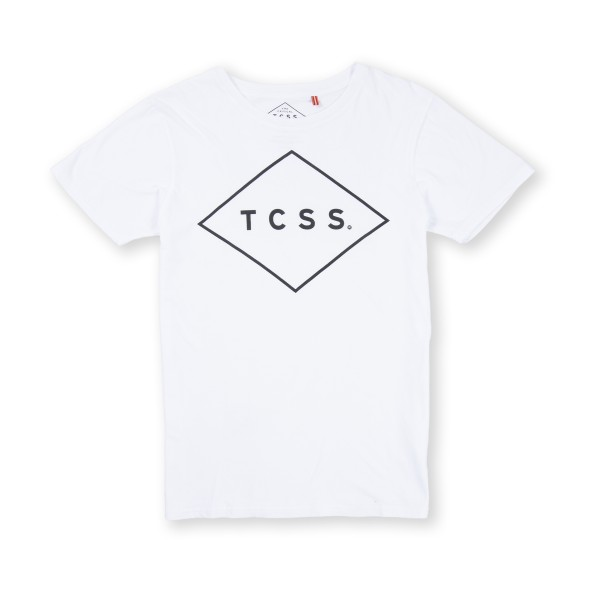 The Critical Slide Society Standard T-Shirt (White)