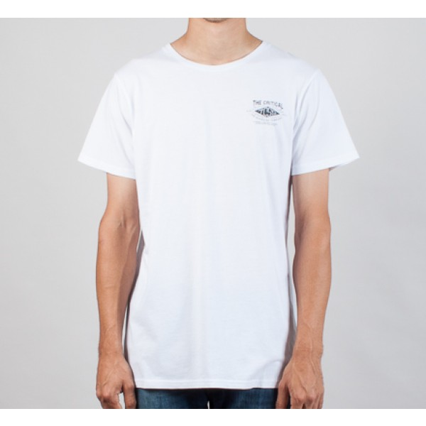 The Critical Slide Society Sun Co T-Shirt (Blanc)