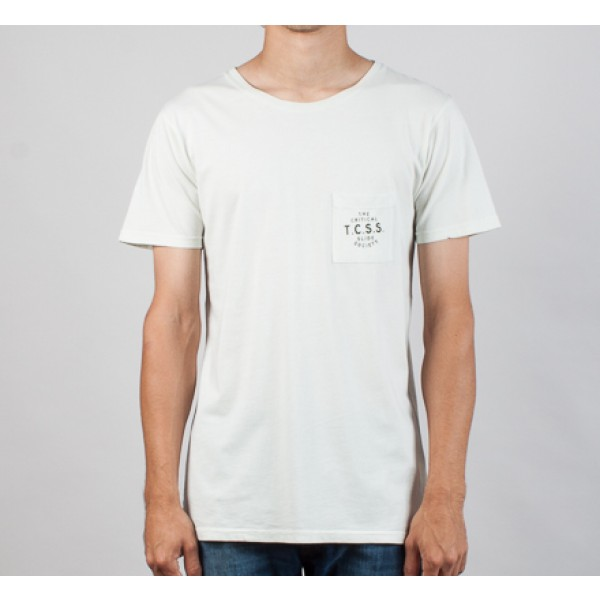 The Critical Slide Society Workman T-Shirt (Blanc)