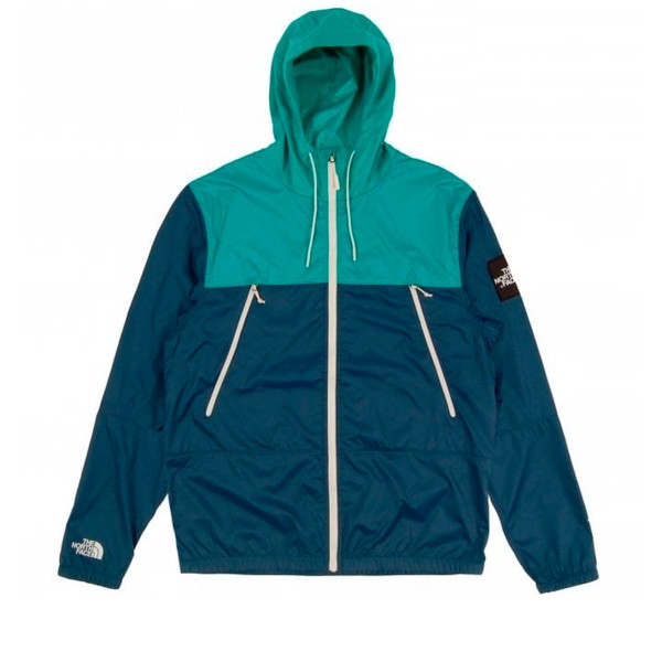 The North Face 1990 Seasonal Mountain Jacket (Blue Wing Teal/Porcelain Green)