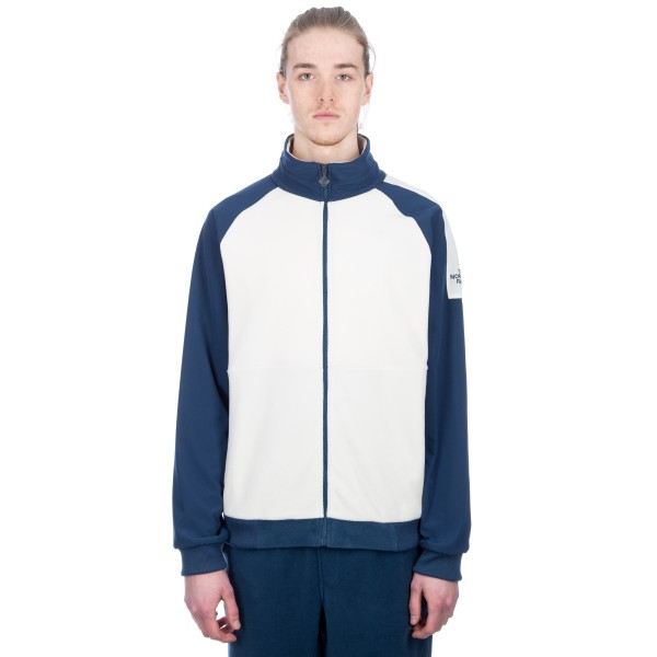 The North Face 1990 Staff Fleece (Blue Wing Teal/Vintage White)