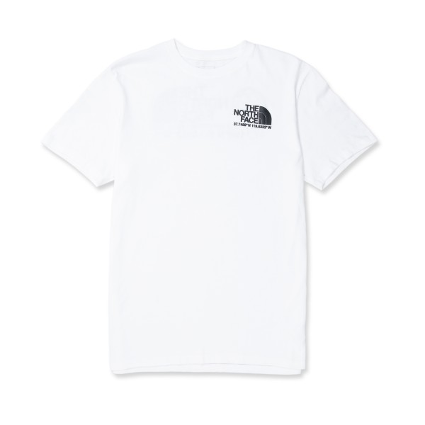 The North Face Coordinates T-Shirt (White)