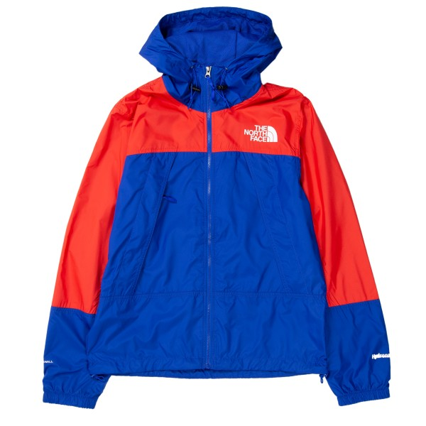 The North Face Hydrenaline Wind Jacket (TNF Blue/Horizon Red)