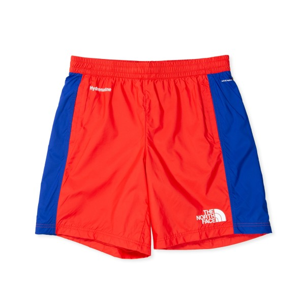 The North Face Hydrenaline Wind Short (Horizon Red/TNF Blue)