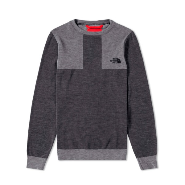The North Face Red Label Mountain Crew Neck Sweatshirt (TNF Black)